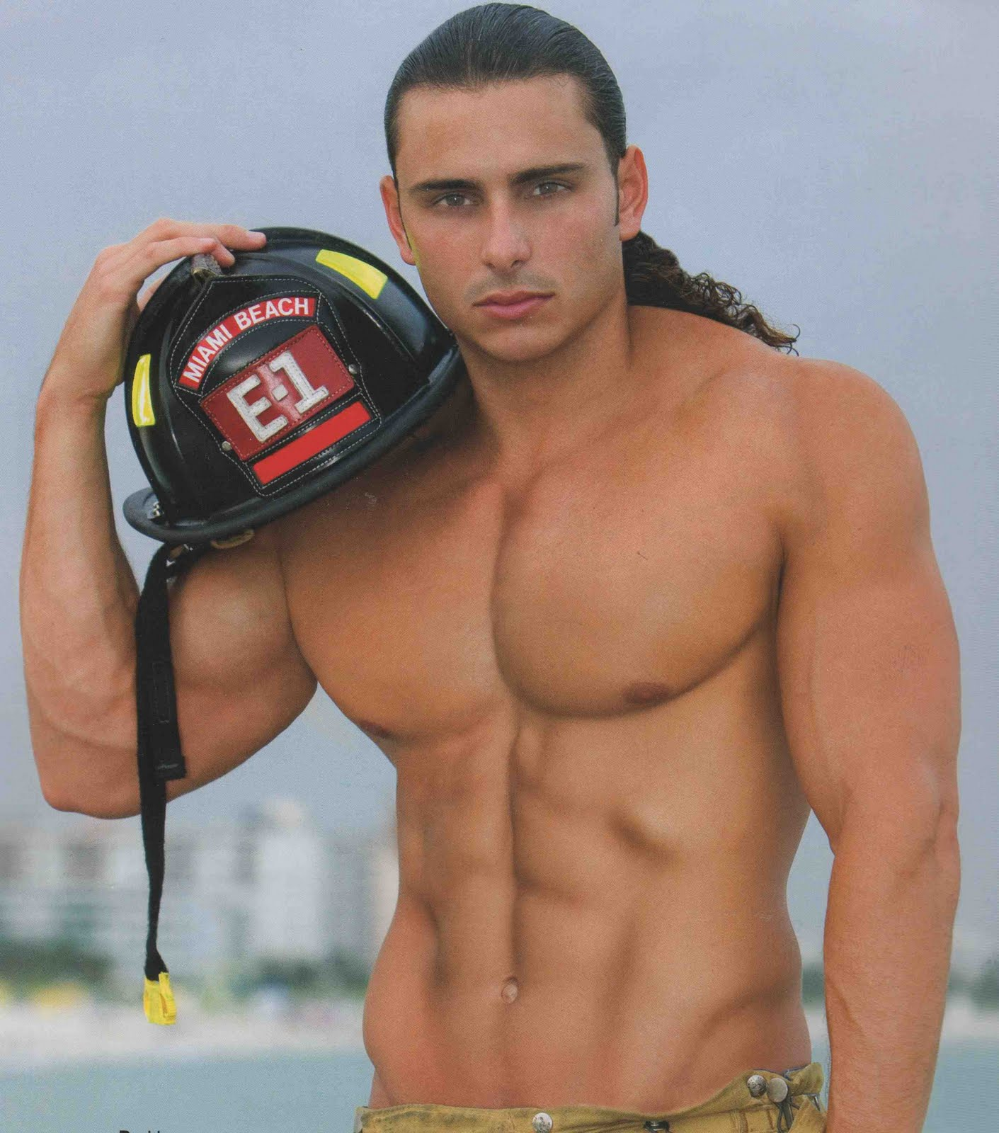 Sexy firefighters naked girl absolutely useless
