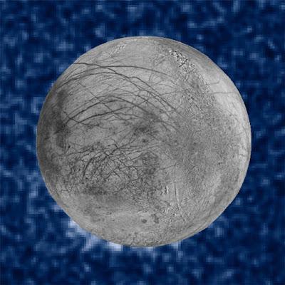 NASA descobre novas evidências de oceano em Europa, lua de Júpiter