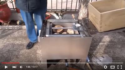 Παρουσίαση μιας άψογης παραφινιέρας VIDEO