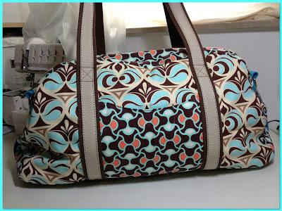 Reisetasche König farbenmix