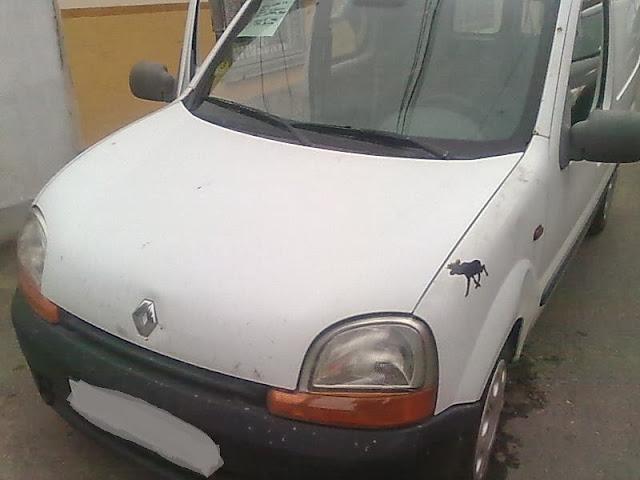 Vand Renault Kangoo Utilitar