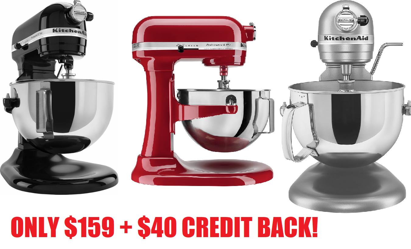 KitchenAid Pro 500 Series 10-Sd 5-Quart Stand Mixer $159 + $40 ... on kitchenaid pro 550, yamaha pro 500, tri-tronics pro 500, kitchenaid attachments pro, kitchenaid pro 600, hp laserjet pro 500, vitamix pro 500, kitchenaid pro ice cream maker, bel pro 500,
