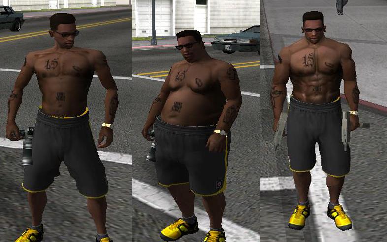 w i p franklin s clothes pack for cj mth gta mods tutorials
