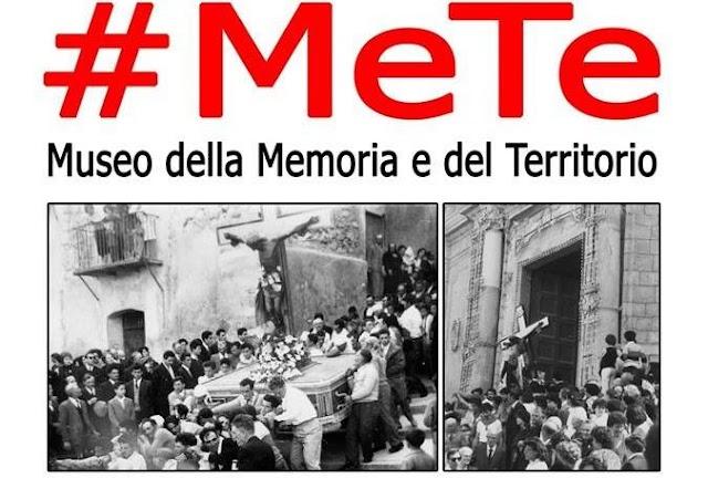 """Museo #MeTe: Mostra Etnostorica """" La Festa di lu trì di Maju """""""