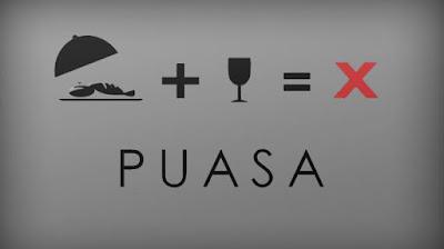 Melaksanakan Puasa
