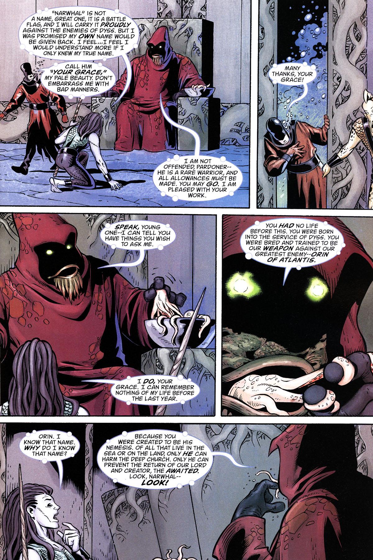 Read online Aquaman: Sword of Atlantis comic -  Issue #50 - 14