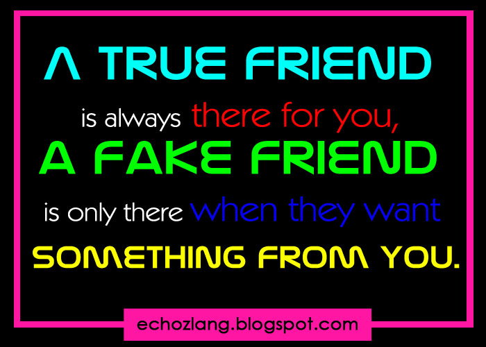 Fake Friendship Quotes Tagalog About