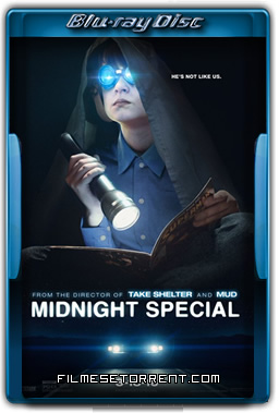 Midnight Special Torrent 2016 720p BluRay Legendado