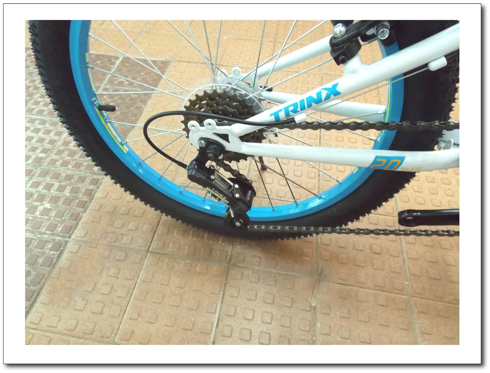 Beverly Cycle 富康單車: 將軍澳富康單車(景林邨) - Trinx Junior 1.0 20