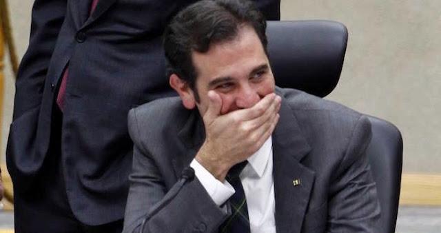El INE afirma que no vio dinero sucio del PRI en 2012