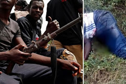 Rival Cult Clash: Notorious Cultist Aka Africa Machete To Death After Bullet Refuses To Penetrate