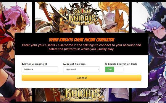 Seven Knight Hack Online