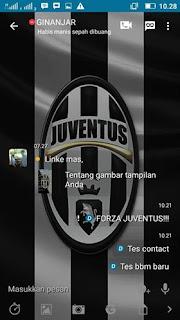 BBM Juventus V3.0.1.25 Apk