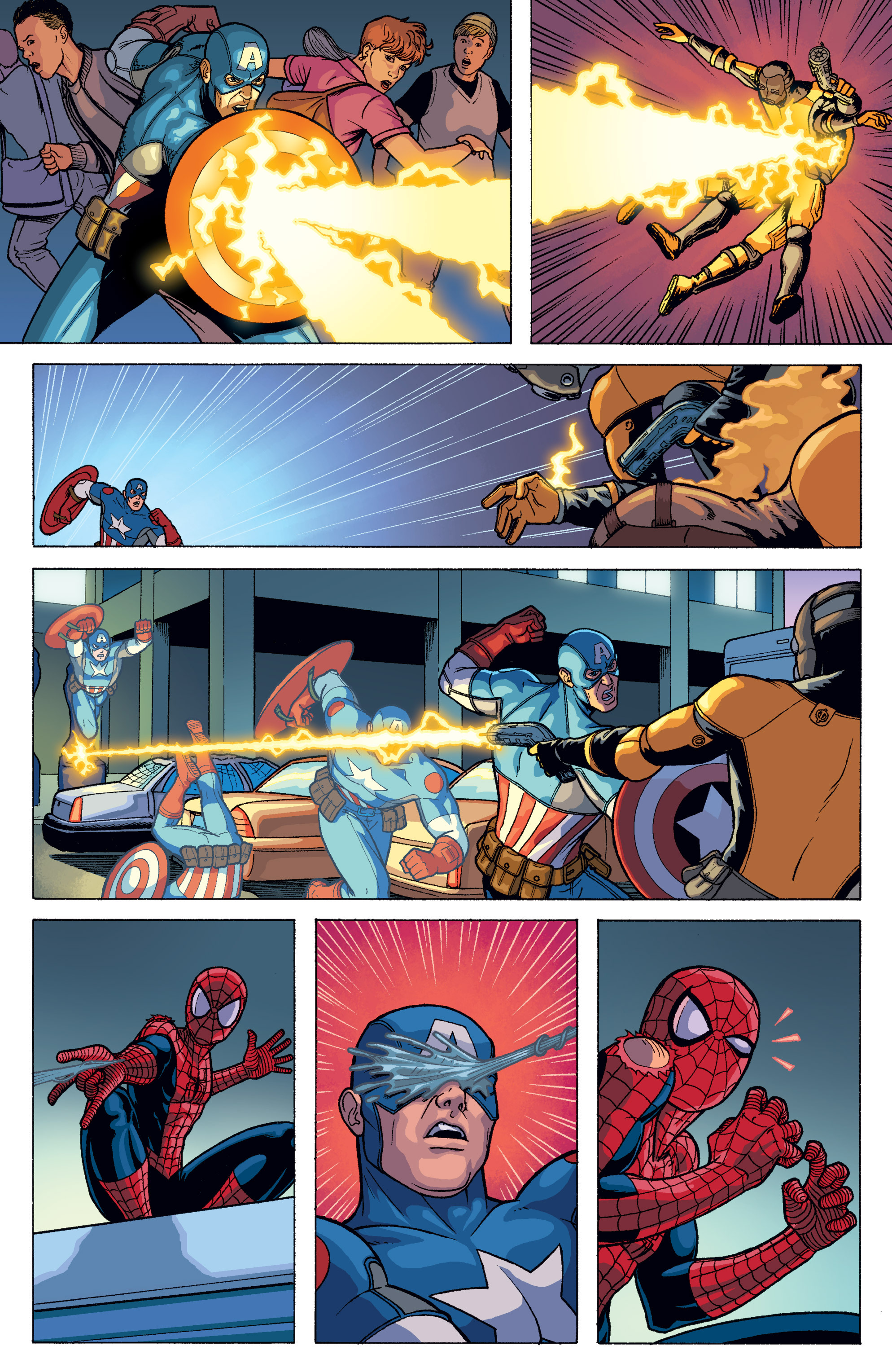 Read online Ultimate Spider-Man (2009) comic -  Issue #150 - 23
