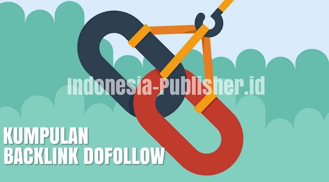 Kumpulan Backlink DoFollow Gratis Dan Berkualitas