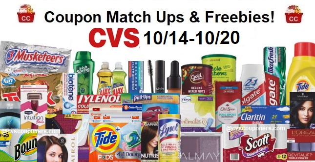 http://www.cvscouponers.com/2018/10/cvs-coupon-matchups-freebies-1014-1020.html