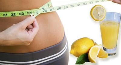 Apakah Benar Perasan Air Jeruk Lemon Membuat Cepat Ramping?, manfaat dari buah lemon