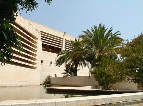 Fundación Joan Miró en Mallorca | Rafael Moneo | Descripción + Fotos + Planos | 1992