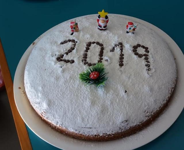 Την Πρωτοχρονιάτικη πίτα τους έκοψαν οι μαθητές του Δημοτικού Σχολείου Αγίας Τριάδας