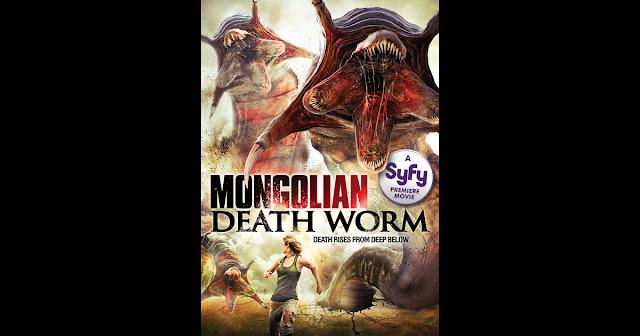 mongolian death worm, μογγολικό σκουλήκι του θανάτου, έρημος Gobi