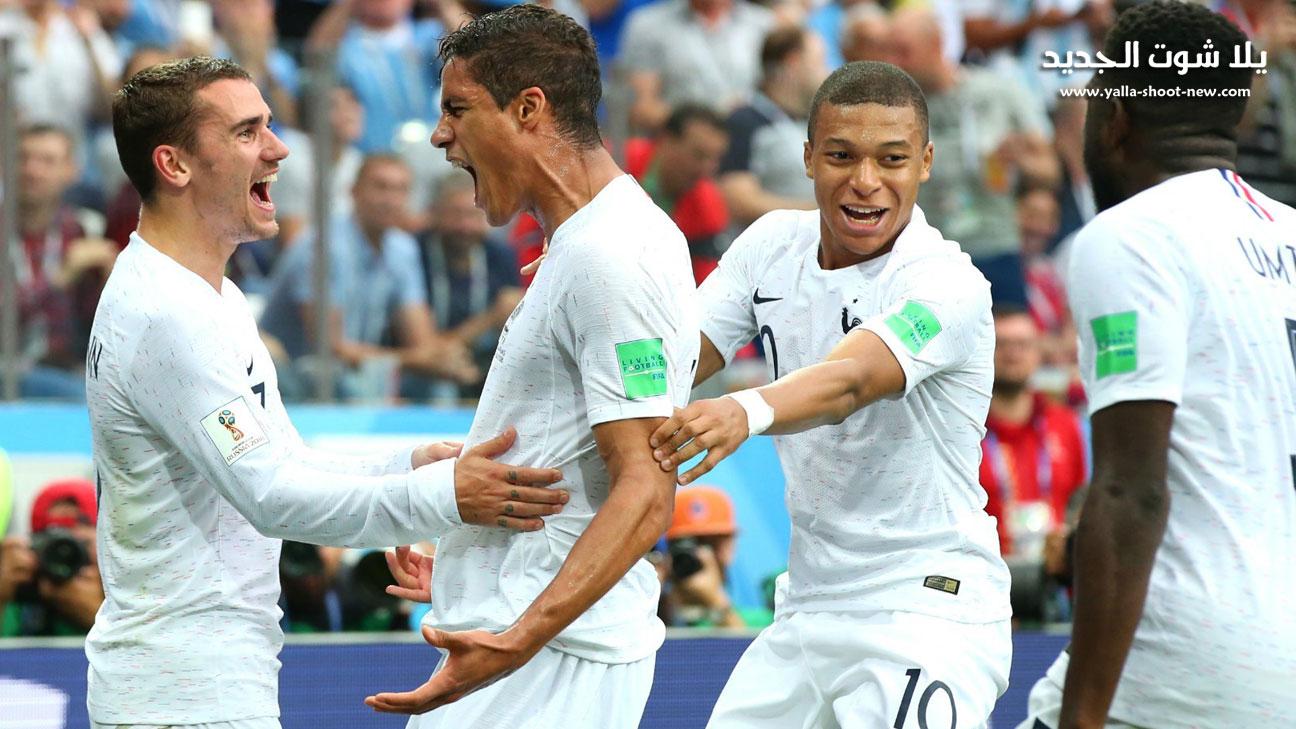 مباراة مالي وفرنسا