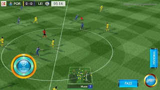 Download FTS Mod UEFA Champion League 2016-2017 Official by Quy Tai Apk + Data