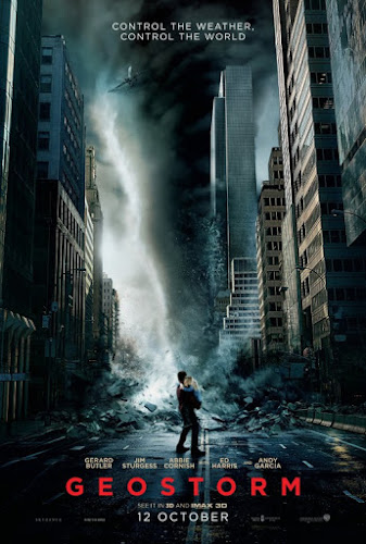 Geostorm (BRRip 1080p Dual Latino / Ingles) (2017)