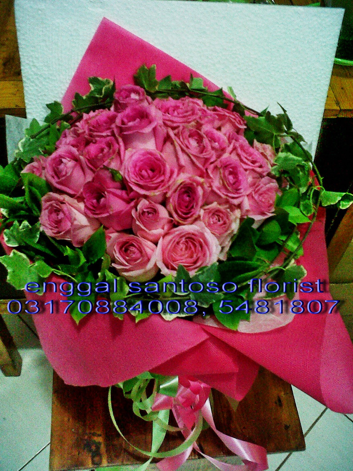 rangkaian karangan bunga tangan & hand bouquet