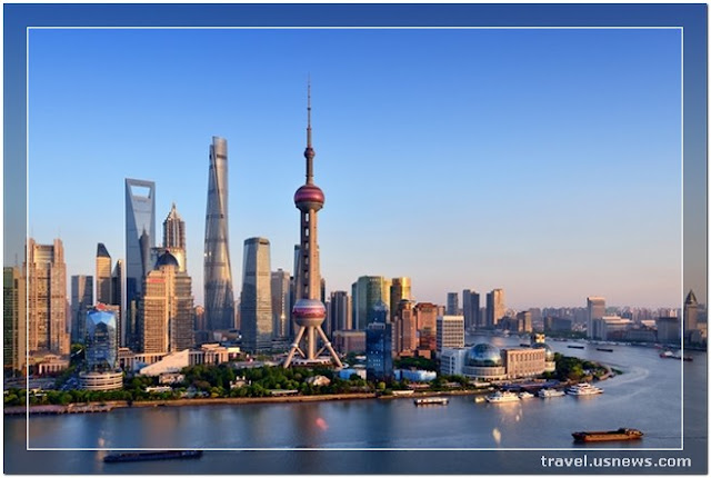 Shanghai, China - Top 9 Best Places to Travel in Asia At Least Once