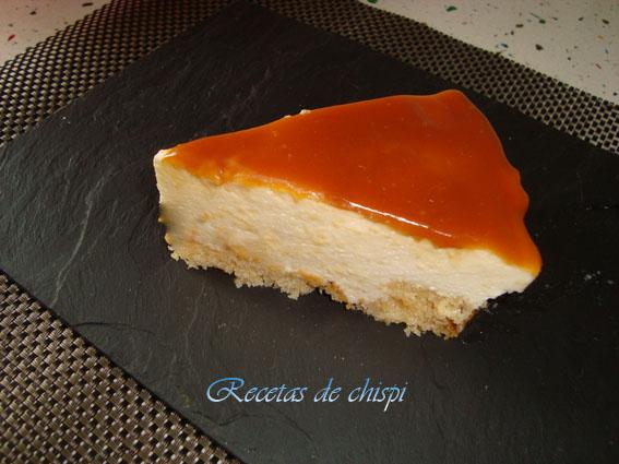 Tarta de crema pastelera 3