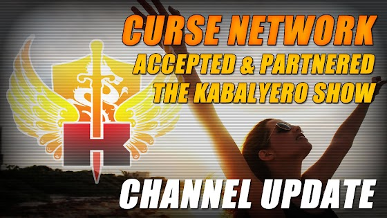 Curse Network - Union For Gamers Accepted & Partnered The Kabalyero Show