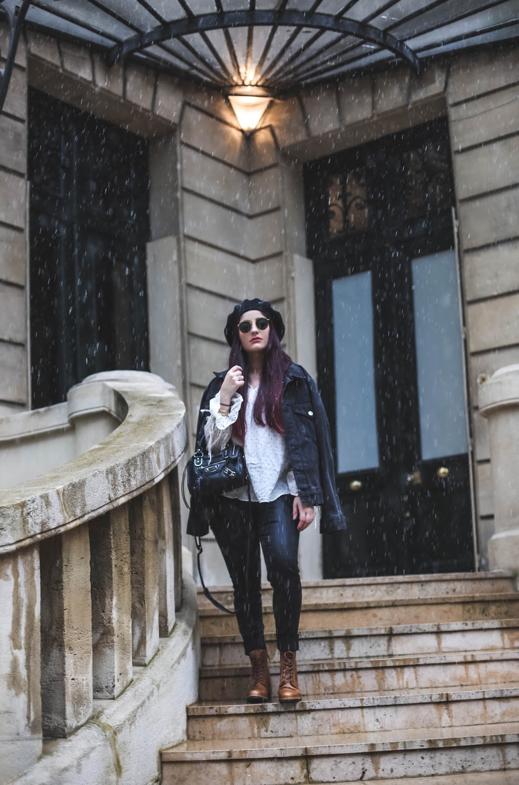 jean enduit blog mode