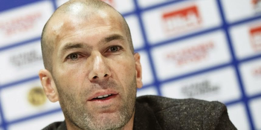 Zinedine Zidane 'think very hard' to Jules Bianchi