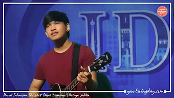 Parodi Indonesian Idol 2018 Dapet Titanium Tiketnya Judika