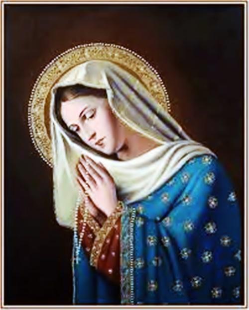 Oracion De San Bernardo A La Santisima Virgen