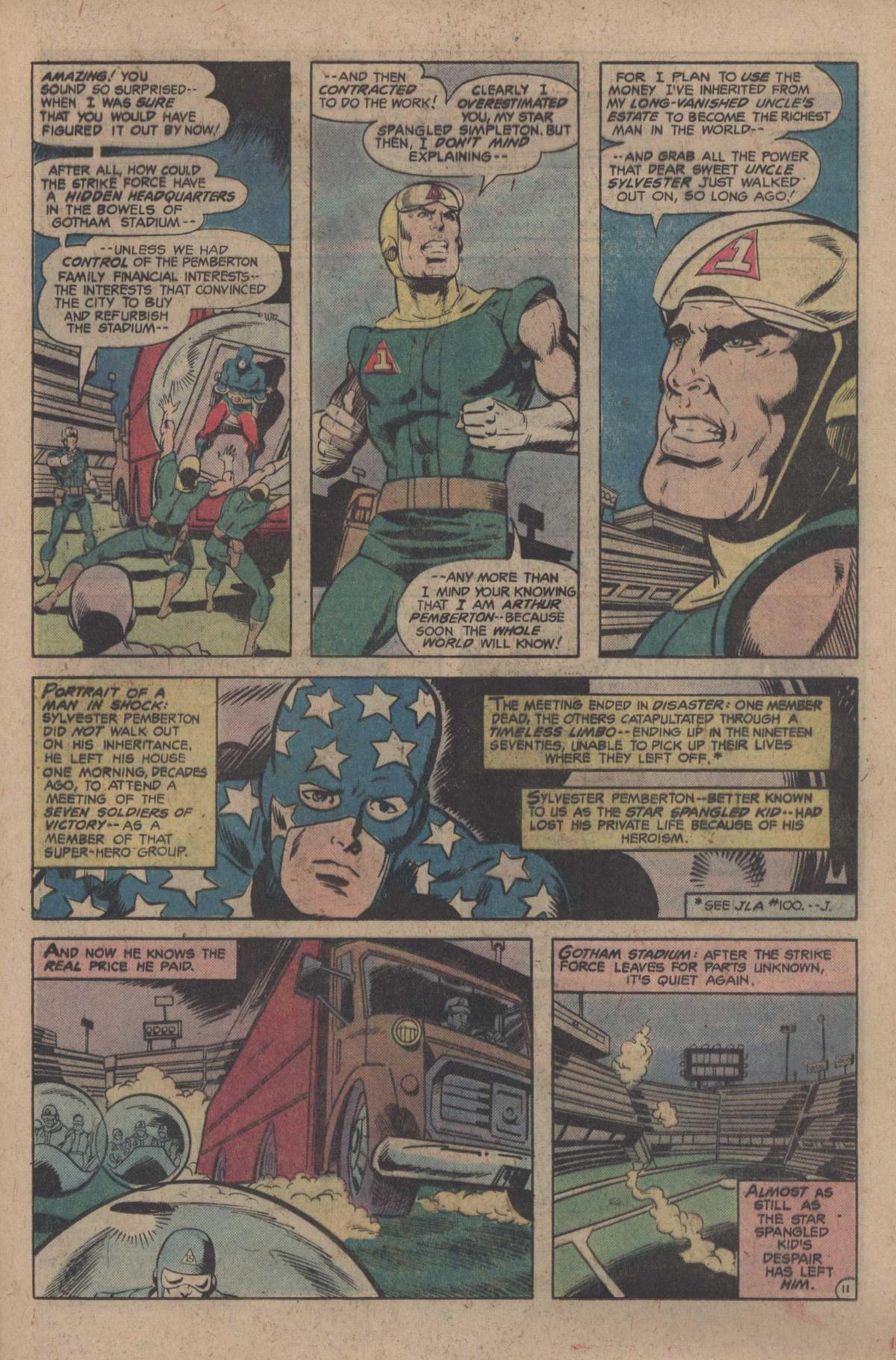 Read online All-Star Comics comic -  Issue #71 - 21
