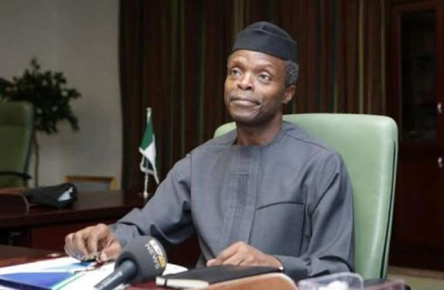 Osinbajo Travels To London For Meeting With Buhari