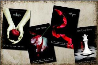 Kumpulan Novel Twilight PDF  - Stephenie Meyer