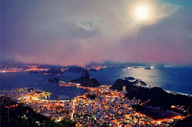 Beautiful Place Rio de Janeiro Brazil