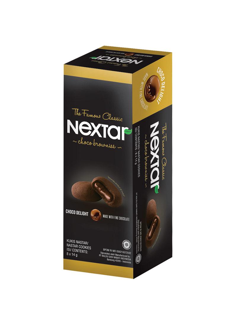 Review dan Harga Nextar Nastar Cokies dan Nextar Choco Brownies 42 g, Kotak dan Kaleng - Kita Punya