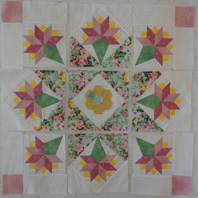 Quilting Through Rose Colored Trifocals Y Seam Warrior