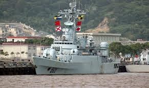 Cambodia Military Science Myanmar Navy Launches Stealth Corvette