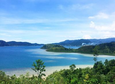 Tempat Wisata Sumatera Barat Yang Kekinian Puncak Mandeh