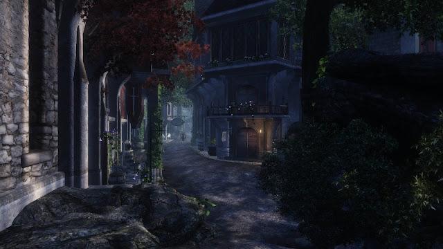 Уникальные города - ретекстур Скинграда от TES-Diesel