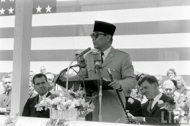 Posisi Soekarno di Pemerintahan Darurat Republik Indonesia (PDRI)