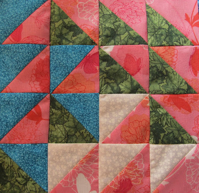free weekly quilt pattern block tutorial