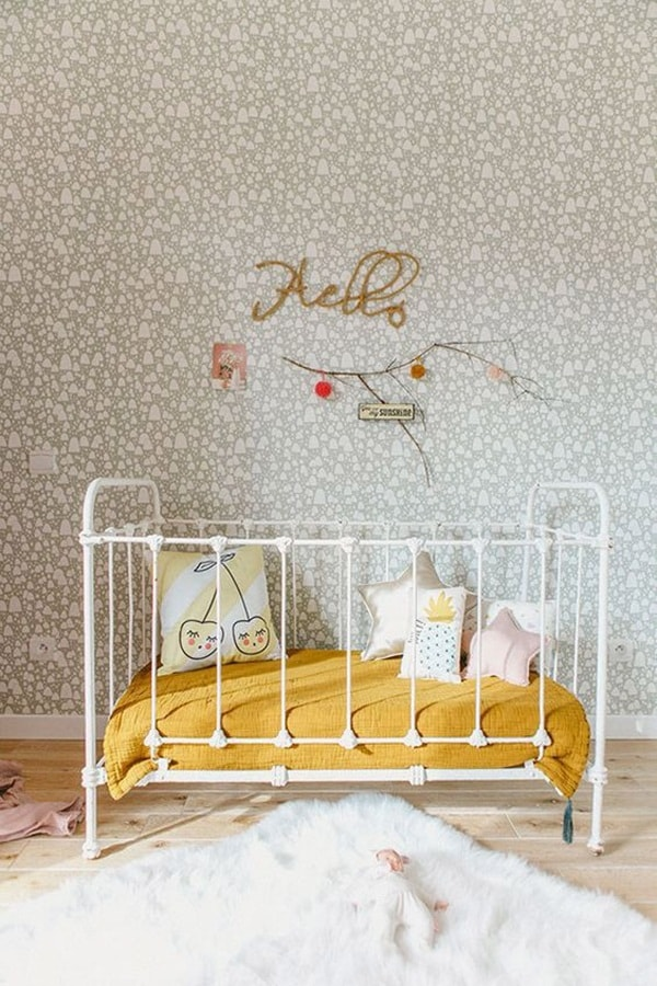 6 Original and Different Baby Bedrooms 6