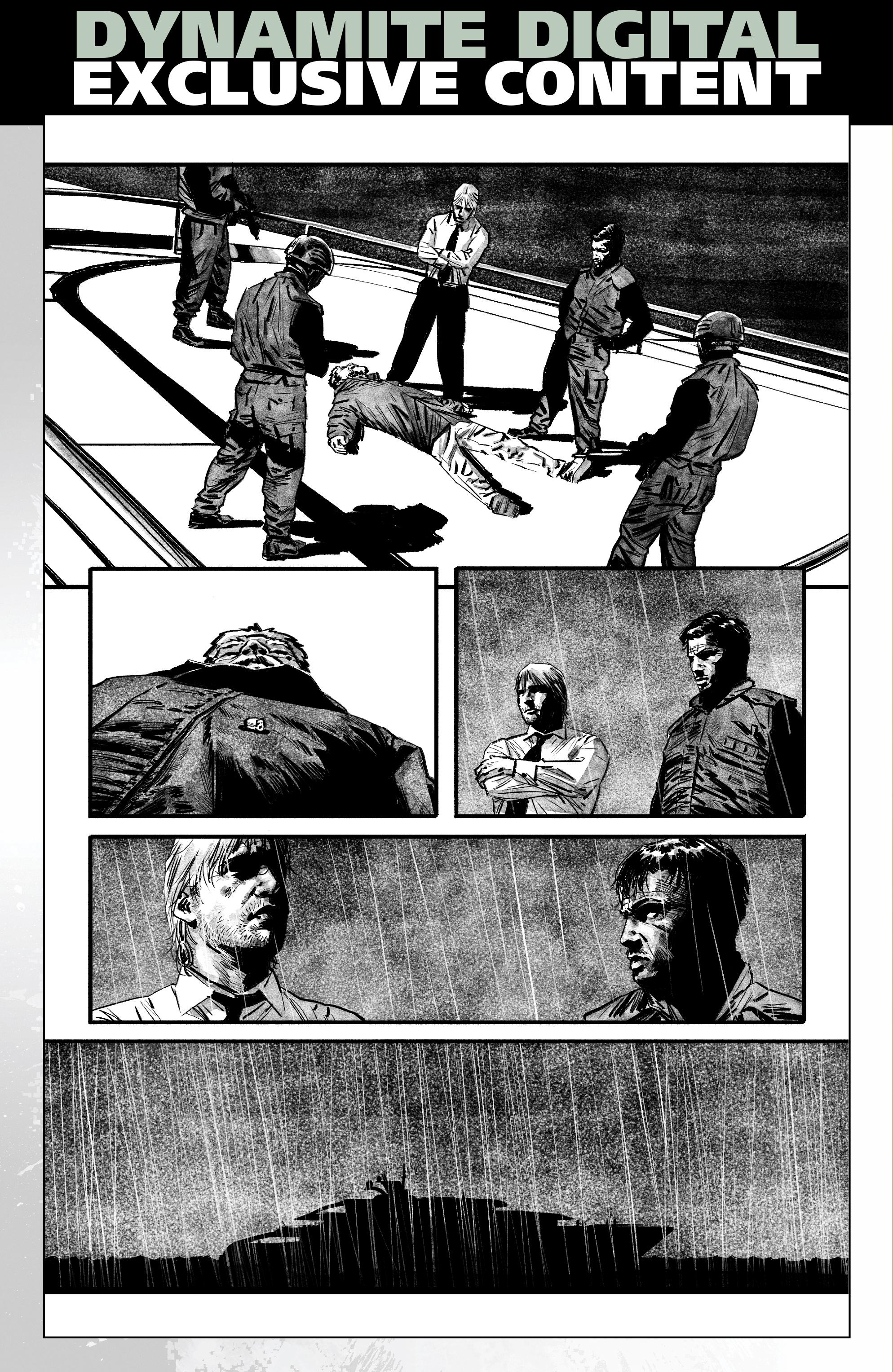 Read online James Bond: Felix Leiter comic -  Issue #6 - 24