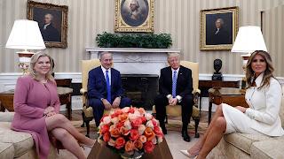 Trump diz que a relação entre EUA e Israel nunca foi tão boa