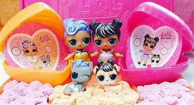 Эксклюзивные игрушки L.O.L. Surprise Bubbly Surprise